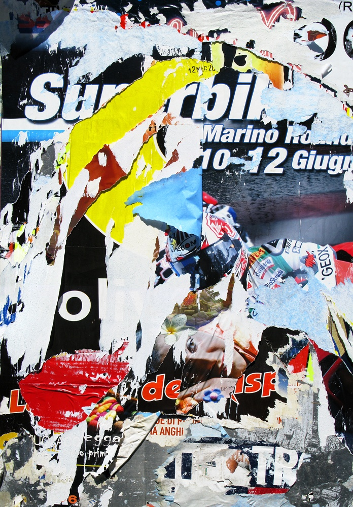 poster21 #poster #placard #paper #ripped #snatch #art #photo #tommymorosetti