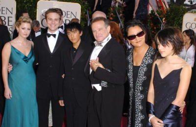 Robin Williams' Children (Zachary Pym