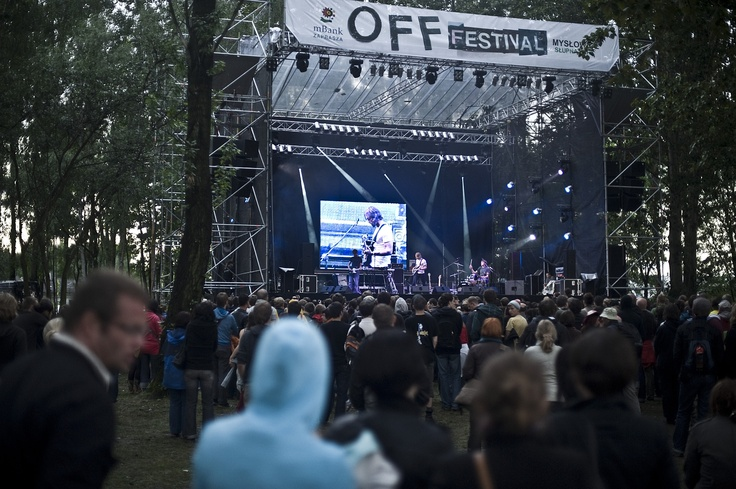 OFF Festival 2008 #music #Festivals #OFFFestival #Poland #Katowice #artists #bands #off