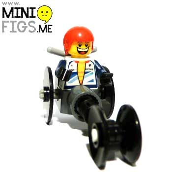 These are so cool... I really want to buy all of the Paralympic mini figures.
