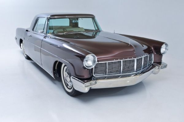1956 Lincoln Continental Mark II - Exotic and Classic Car Dealership specializing in Ferrari, Porsche, Chevrolet and collector cars.
