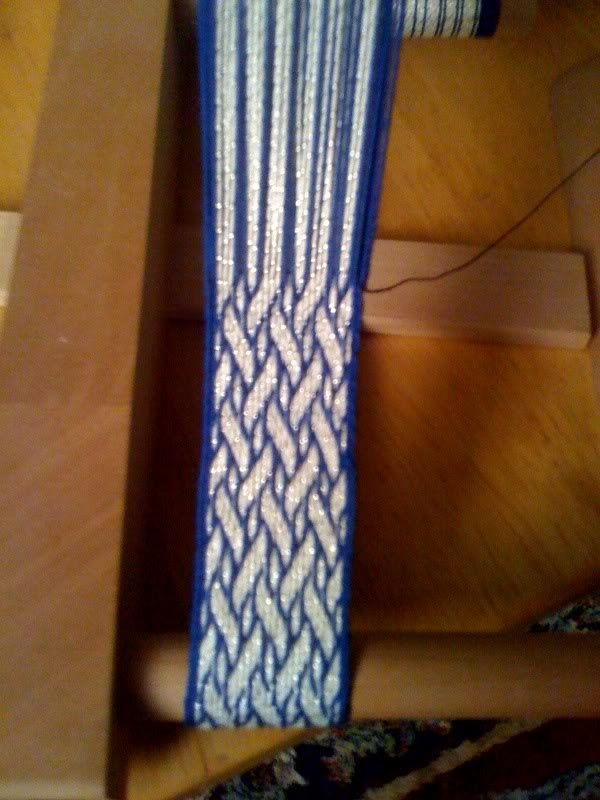 Card weaving-I've got to get started on this!