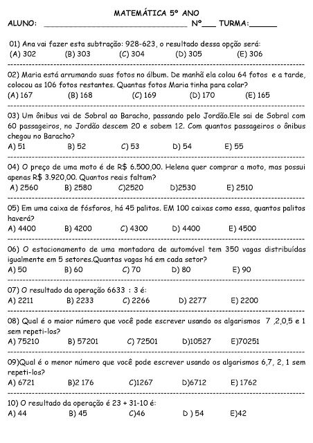 79 best multiplicao e diviso images on pinterest math espao professor atividades de matemtica vrios descritores 5 ano fandeluxe Choice Image