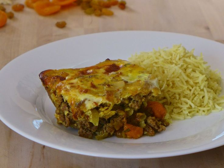 Bobotie - Traditional South African Recipe | 196 flavors