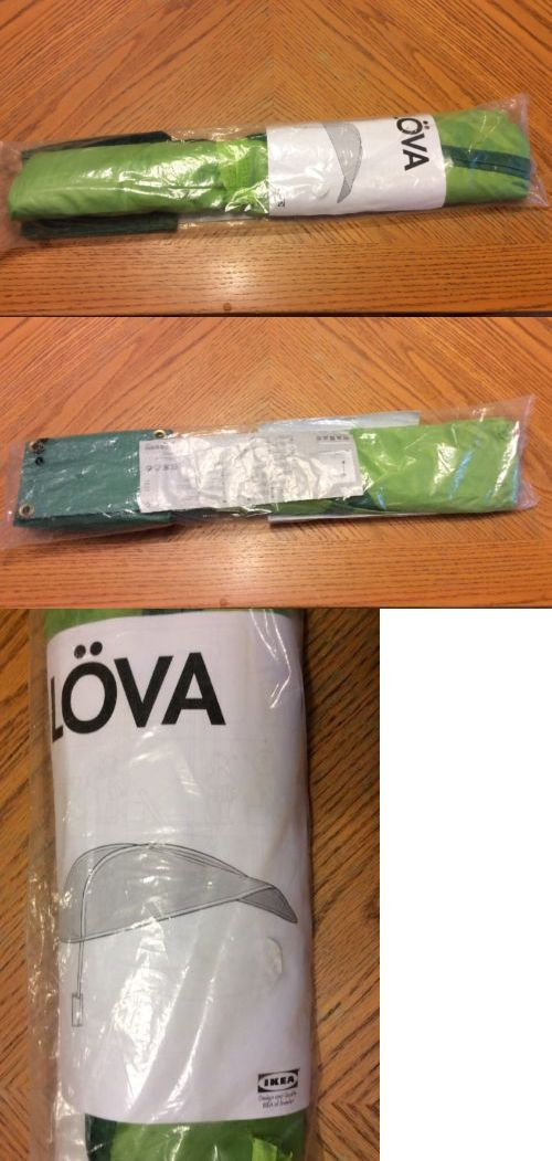 Canopies and Netting 48090: New In Package Ikea Lova Kid Bed Canopy, Green Leaf New Free Shipping -> BUY IT NOW ONLY: $40 on eBay!