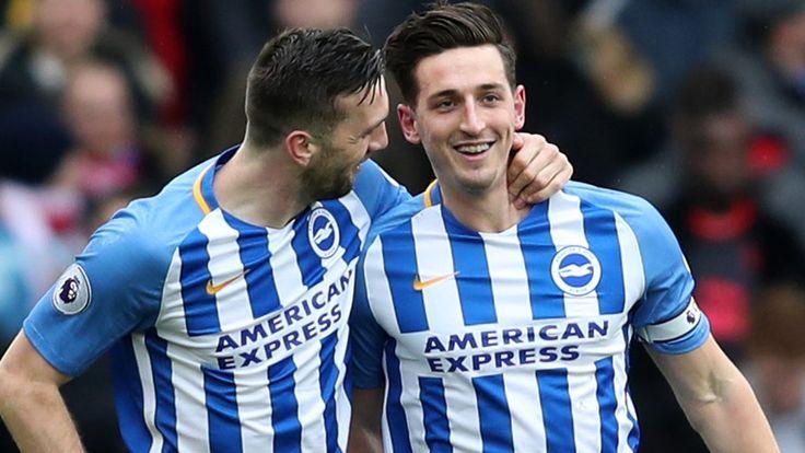 Brighton & Hove Albion 2-1 Arsenal