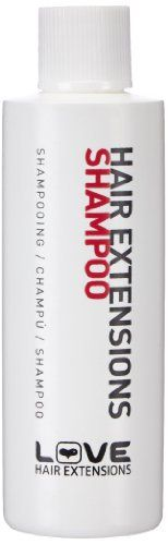 Love Hair Extensions – LHE/SHAMPOO – Shampoing pour Extensions Cheveux – 100 ml: Contenu du packaging: 1 ph faible, shampoing doux Le…