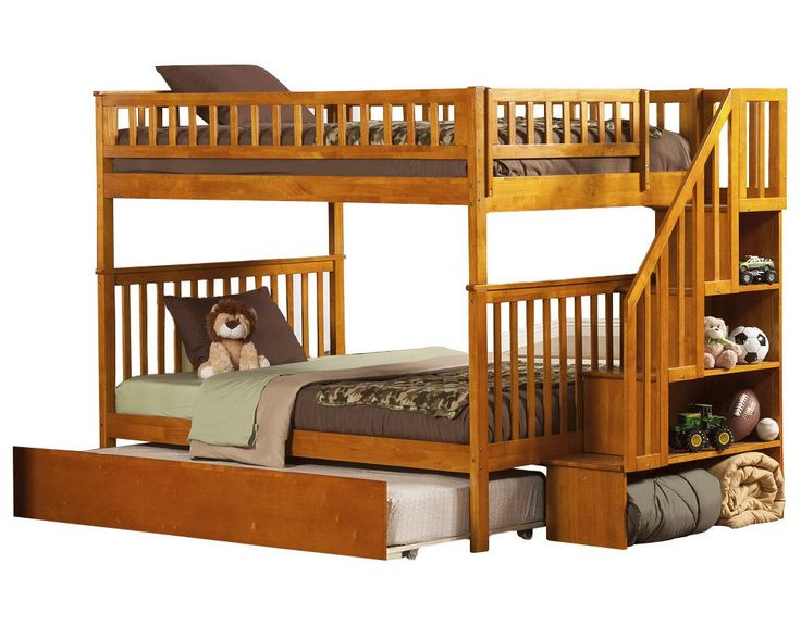 bedroom furniture bunk beds. best 25 bunk bed with trundle ideas on pinterest built in bunks boys bedroom beds and 3 tier furniture