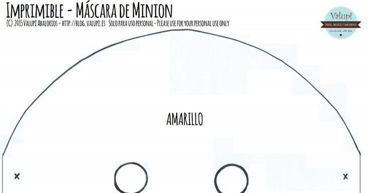 mascara minion.pdf