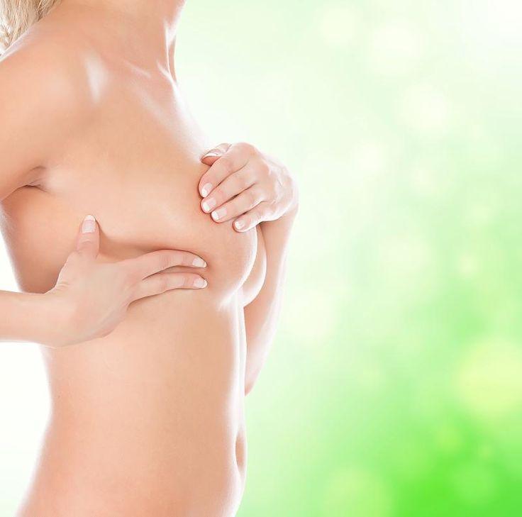 Brustkrebs, Brustkrebs-Früherkennung, Brustwarze, Hautveränderung, Schmerzen