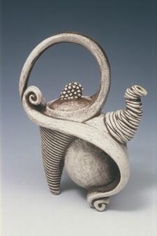 teapots and pitchers | Carol Wedemeyer - Ceramic Art: Portfolio
