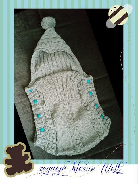 zeynep's kleine Welt                                  : Babyschlafsack Nummer 2