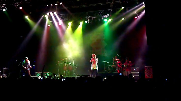 """On My Way, feeling fine"" 10/24/11 #dirtyheads #houseofblues #boston"