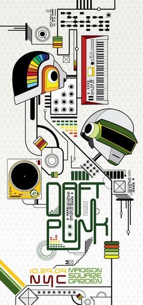 Daft Punk, 2009