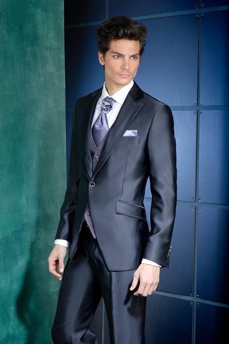 Ceremonia 2012 Enzo Romano. Moda masculina. Ropa para novios