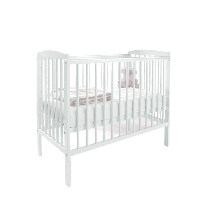 Kinder Valley Mini Kai Cot (White): Amazon.co.uk: Baby