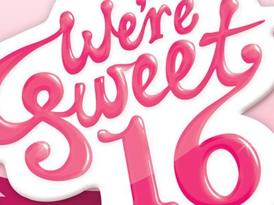 Student Flights Sweet 16 Sale Typography by Leah McLaughlin - Dribbble