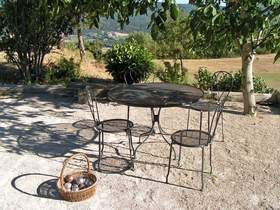 Gîte avec jeux enfants, pétanque - Haute Provence Vieil Aiglun