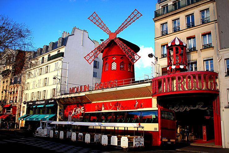 Moulin Rouge  Мулен Руж