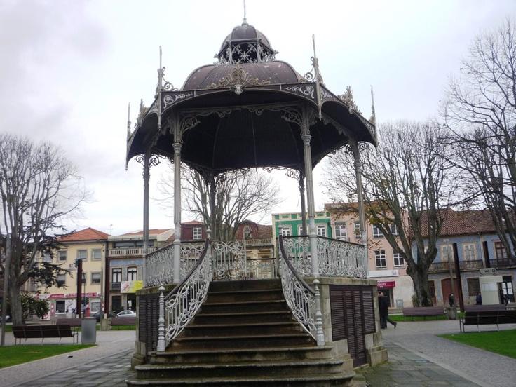 Reanimar os Coretos em Portugal: Póvoa de Varzim