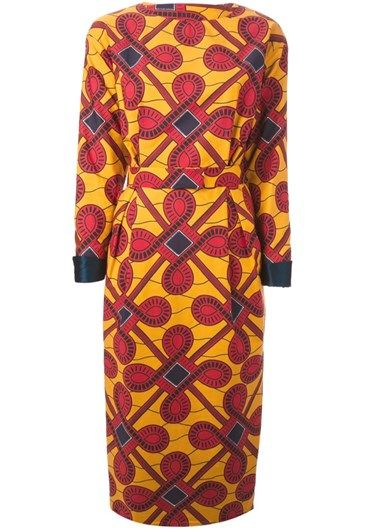 STELLA JEAN - Cinzia dress#alducadaosta #newarrivals #sixties #fever #trend #women #apparel #accessories #prints #colors #classy #style #fashion #fallwinter #fall #winter #collection #stellajean