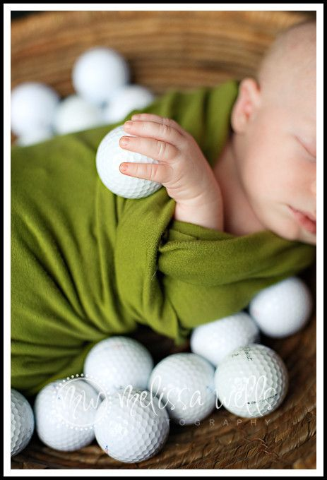 golf nursery theme - Google Search- oh man, if this baby were a boy, this would be perfect for tim!