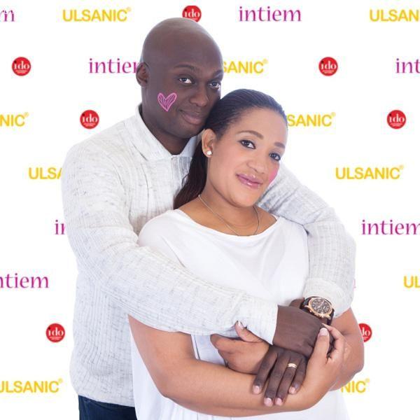 Mapaseka and Thabo Mokwele
