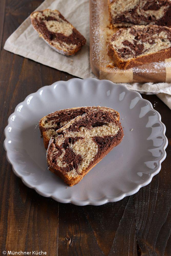 Schokoladen Nuss Kuchen Rezept Einfacher Nachtisch Kuchen Ruhrkuchen