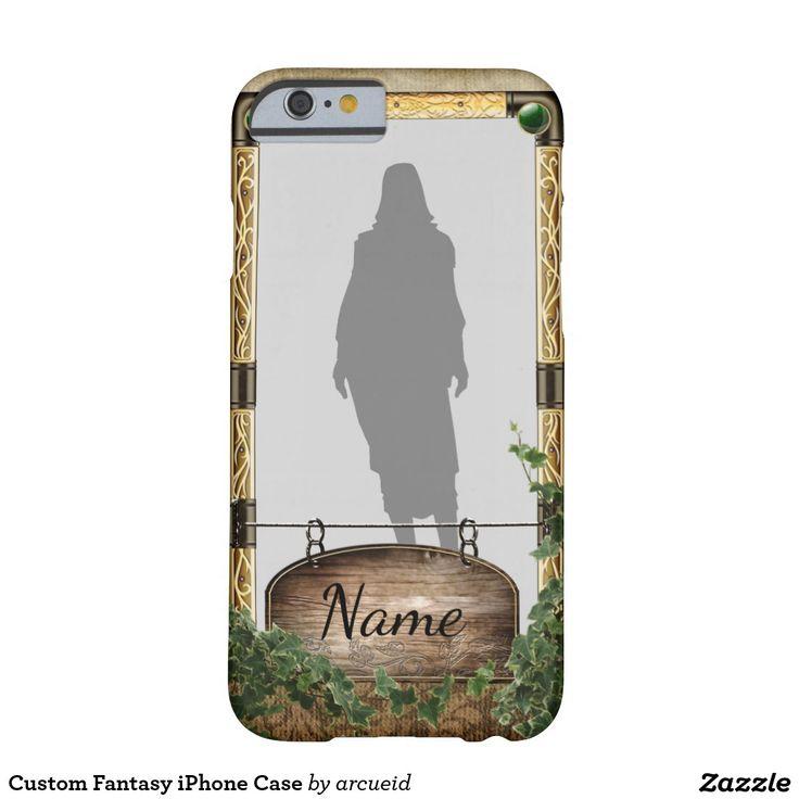 Custom Fantasy iPhone Case