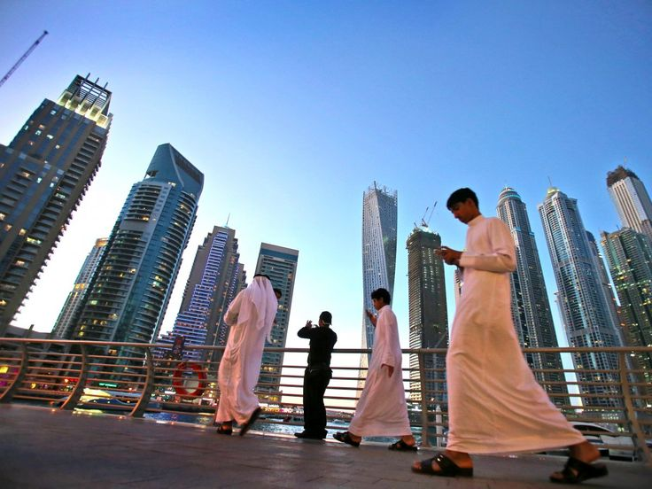 22. United Arab Emirates — The UAE's oil-rich surroundings means it has fast become one of the wealthiest nations on Earth and topped US News' rankings of up-and-coming economies.