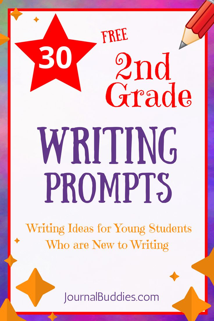 writing prompts grade 2 Browse writing prompts for 2nd grade resources on teachers pay teachers, a marketplace trusted by millions of teachers for original educational resources.