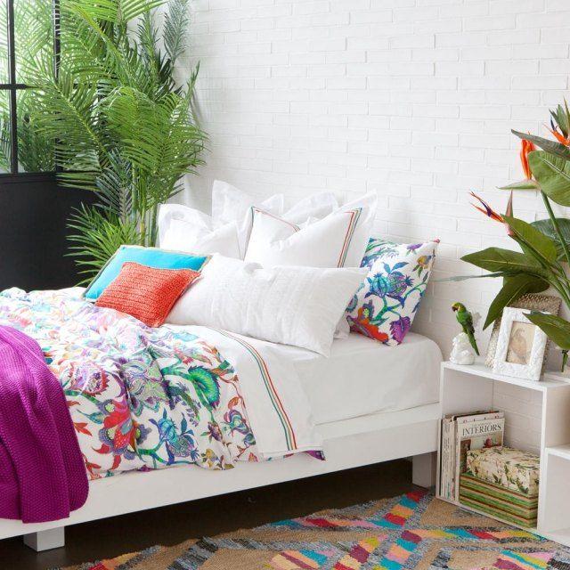 61 best chambre blanche pour fille images on Pinterest   Bedrooms ...