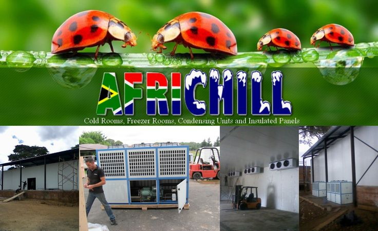 Cold Rooms Projects by Africhill - Dairy Farm Zimbabwe  http://www.aboard.co.za/coldrooms.html