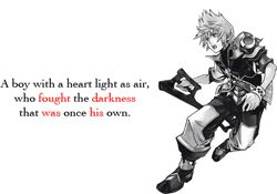 kingdom hearts aqua quotes - Google Search