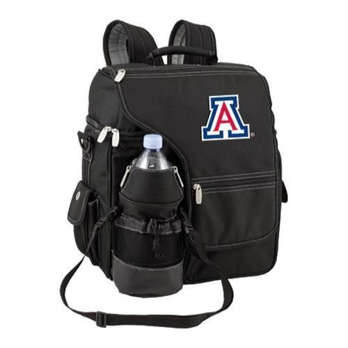 Picnic Time Turismo University of Arizona Wildcats Embroidered Black