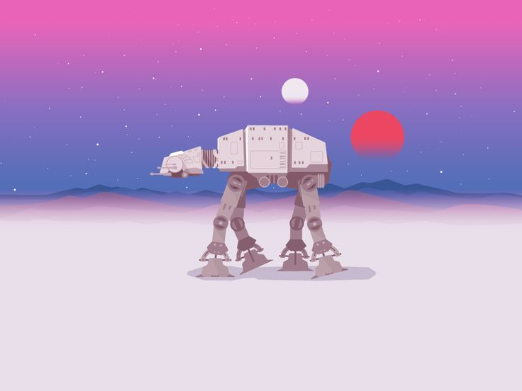 Imperial AT-AT WalkerBuy Artwork: Society6 | RedbubbleFollow me: Dribbble | Twitter | Behance