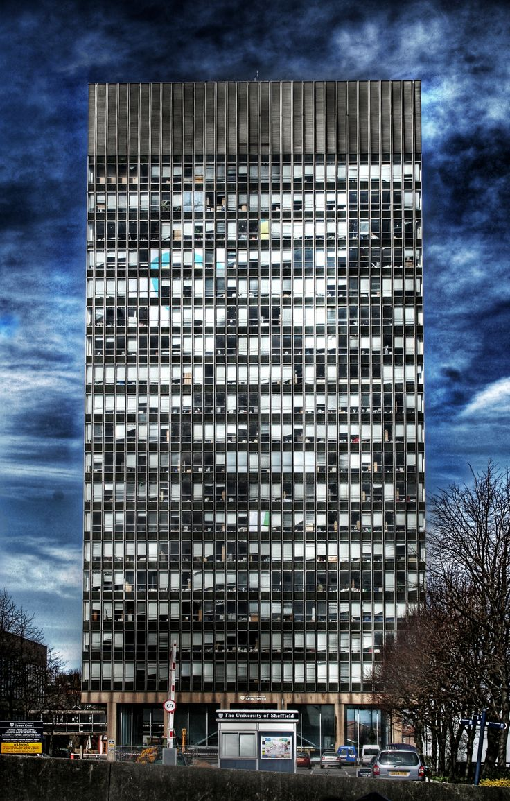 <3 Arts Tower, Sheffield University sheffield #socialsheffield