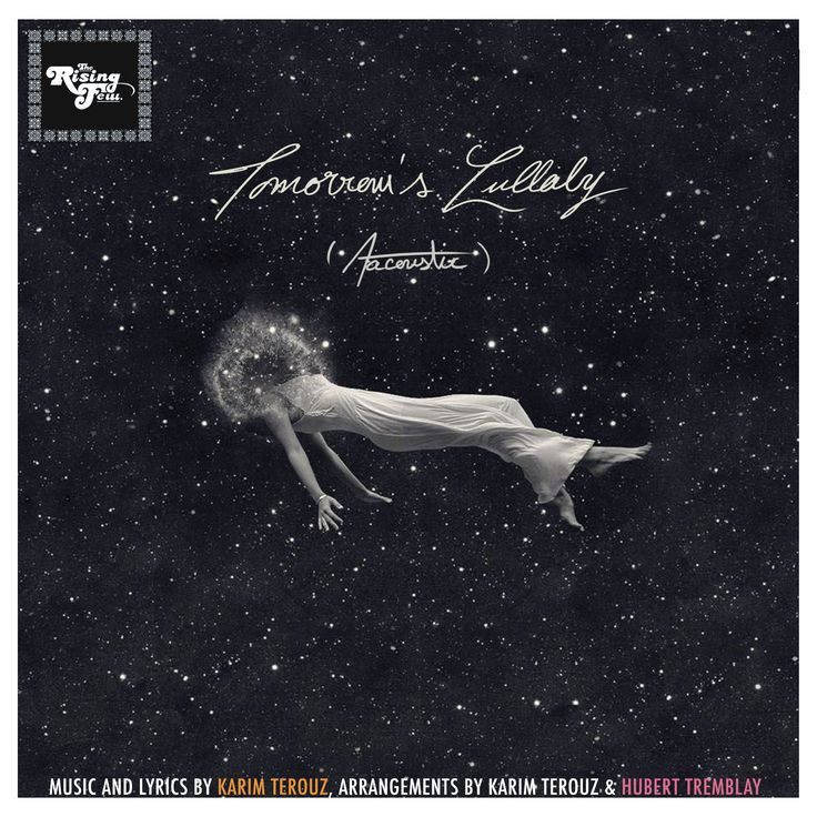 Artwork Photomanipulation design for ''Tomorrow's Lullaby'' see clip here: https://www.youtube.com/watch?v=NBLzra_dP3g