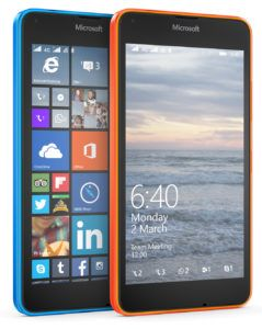Review The Microsoft Lumia 640 LTE Dual SIM, Supported by Windows 8.1, Display 5 inch, RAM 1GB, 1.2 GHz Qualcomm Snapdragon 400 Quad Core Processor, and 8 MP Camera. Specifications  1.2 GHz Qualcomm Snapdragon 400 Quad Core Processor 1GB RAM 5 Inch HD IPS Touch Screen Display Dual Micro SIM 8 MP...