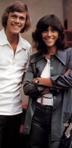 Richard and Karen Carpenter