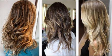 Modna koloryzacja włosów 2016