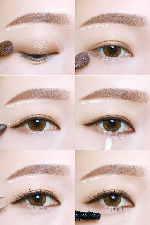 Eye brow shape!!