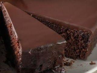 Οικονομική σοκολατόπιτα