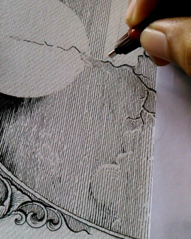 Line work.. #line #draw #drawing #ink