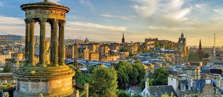Curso de inglés en Edimburgo, Escocia