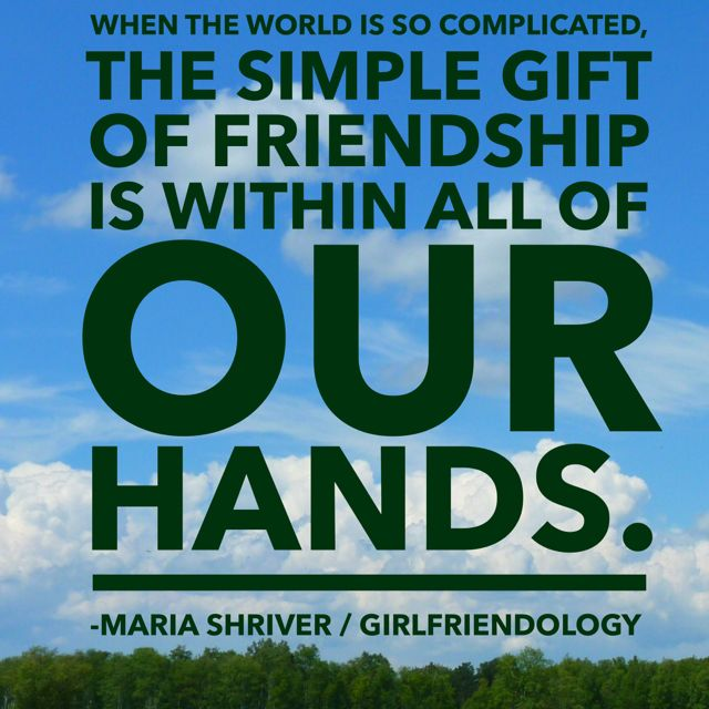 17 Best Inspirational Friendship Quotes On Pinterest