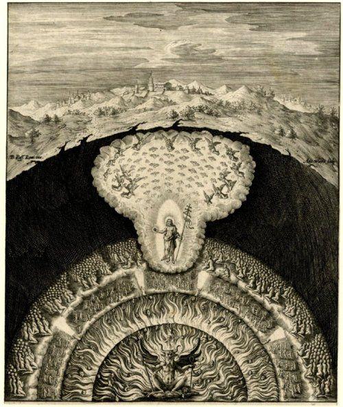 Print by Antonius Wierix,1580-1600