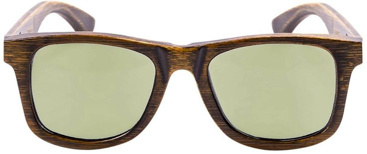 Brown/Revo Orange Nelson Sunglasses by Ocean. Feature a distinctive design that will certainly impress. They will keep your eyes safe from the sun as they have polarized lenses. Protect your eyes in style. Natural Bamboo. Complete with an Ocean sunglasses sleeve.