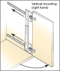 hardware for appliance garage appliance