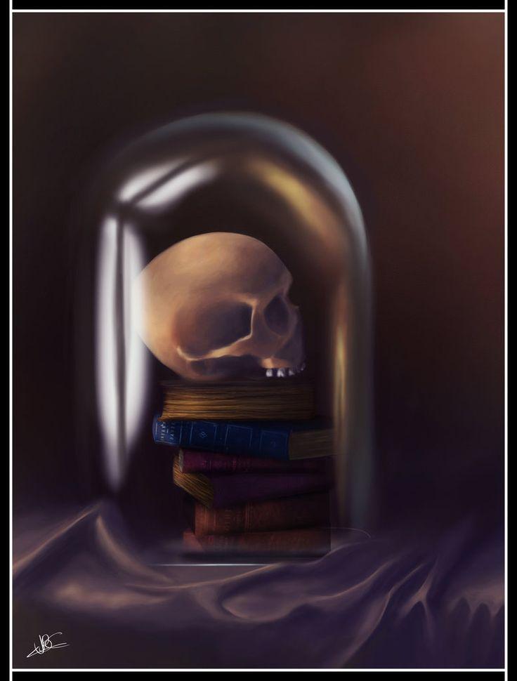 Still Life #01 by MTGraphiste
